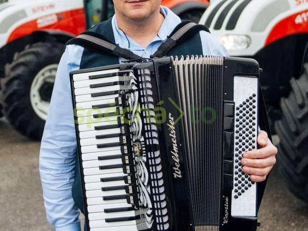 Nabídka vystoupení harmonikáře, foto 1 Hobby, volný čas, Hudba | spěcháto.cz - bazar, inzerce zdarma