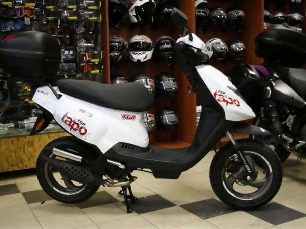 TGB Tapo Tapo 50 2T white, foto 1 Auto – moto , Motocykly a čtyřkolky | spěcháto.cz - bazar, inzerce zdarma