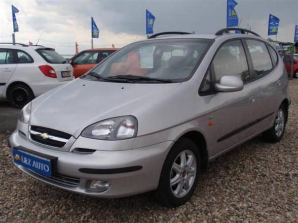 Chevrolet Tacuma 1,6 16V SX, foto 1 Auto – moto , Automobily | spěcháto.cz - bazar, inzerce zdarma