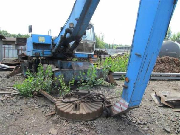 FUCHS F 714 M, foto 1 Pracovní a zemědělské stroje, Pracovní stroje | spěcháto.cz - bazar, inzerce zdarma