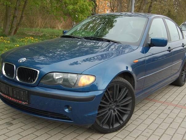 BMW Řada 3 1,8 i - krásný stav, foto 1 Auto – moto , Automobily | spěcháto.cz - bazar, inzerce zdarma