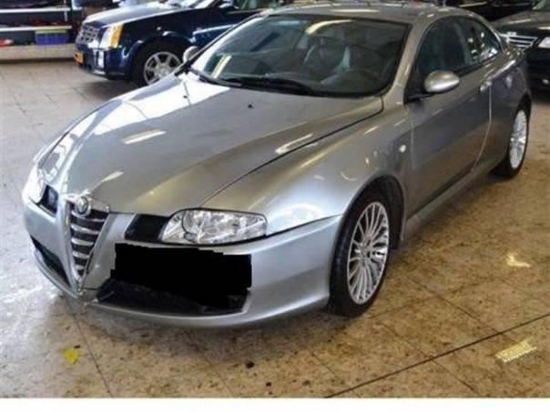 Alfa Romeo GT 1,9 JTD, foto 1 Auto – moto , Automobily | spěcháto.cz - bazar, inzerce zdarma