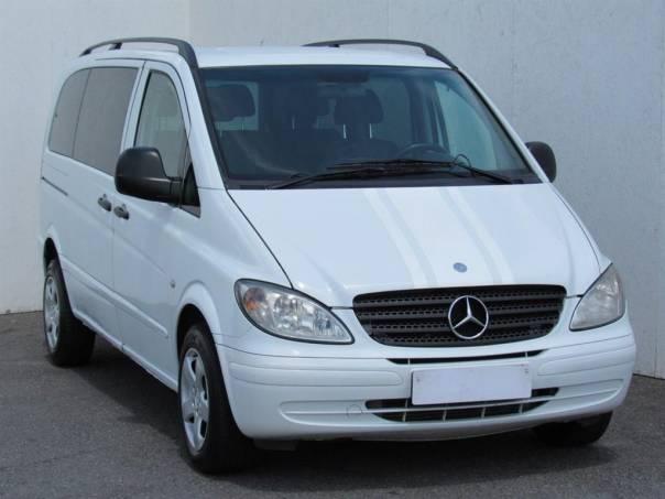 Mercedes-Benz Vito  2.2 CDi, Serv.kniha,ČR, foto 1 Užitkové a nákladní vozy, Autobusy | spěcháto.cz - bazar, inzerce zdarma