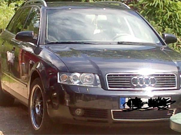 Audi A4 Audi A4 2,5TDI tiptronik xenony, foto 1 Auto – moto , Automobily | spěcháto.cz - bazar, inzerce zdarma