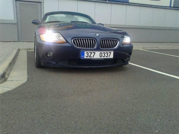 BMW Z4 3.0i automat,Navi-Tv.xenon, foto 1 Auto – moto , Automobily | spěcháto.cz - bazar, inzerce zdarma