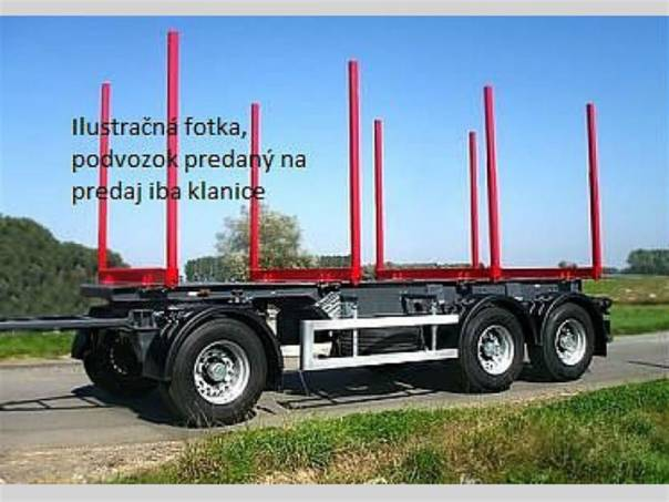 Klanice - železná guľatina 4 ks, foto 1 Náhradní díly a příslušenství, Užitkové a nákladní vozy | spěcháto.cz - bazar, inzerce zdarma