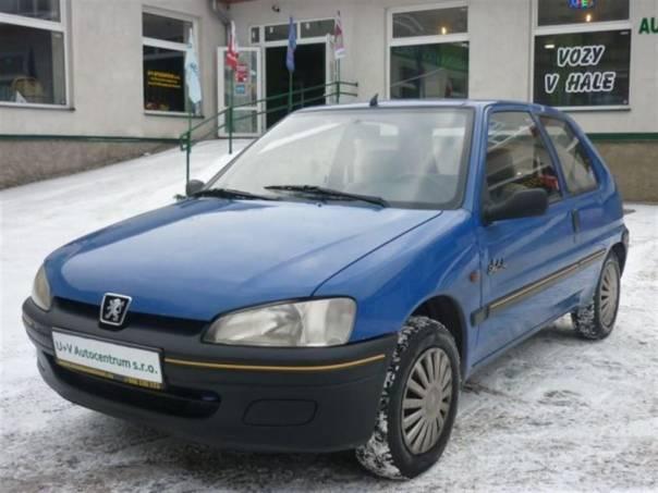 Peugeot 106 1.0 benzin, foto 1 Auto – moto , Automobily | spěcháto.cz - bazar, inzerce zdarma