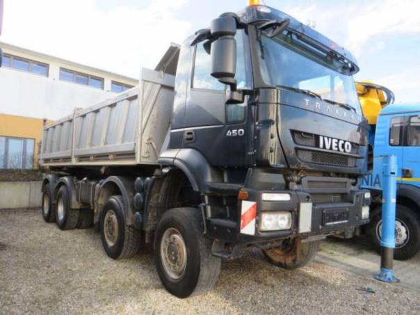 Iveco  Trakker AD 410  8x8  EEV EURO 5/6, foto 1 Užitkové a nákladní vozy, Nad 7,5 t | spěcháto.cz - bazar, inzerce zdarma