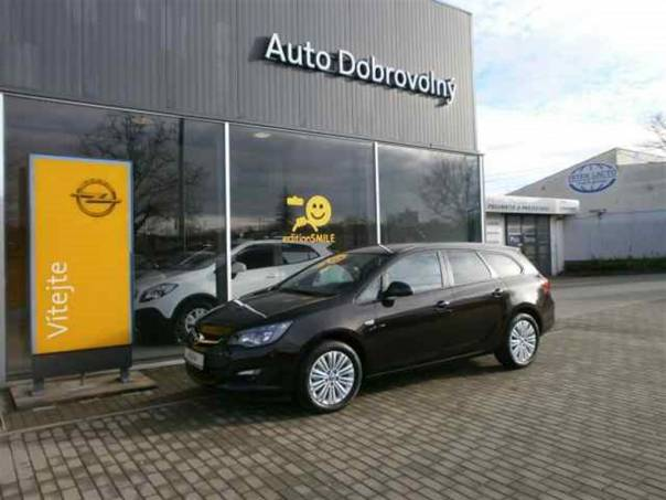 Opel Astra DRIVE SPORTS TOURER B16 DTH MT6 S/S 0047SF0P, foto 1 Auto – moto , Automobily | spěcháto.cz - bazar, inzerce zdarma