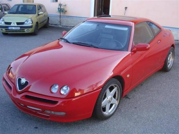 Alfa Romeo GTV 2.0TS 16V 153kW-Alu17-TwinDTM, foto 1 Auto – moto , Automobily | spěcháto.cz - bazar, inzerce zdarma