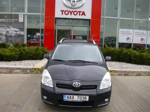 Toyota Corolla Verso 2,2 100KW 1MAJ SER KN CZ HEZKÉ, foto 1 Auto – moto , Automobily | spěcháto.cz - bazar, inzerce zdarma