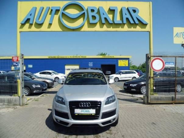 Audi Q7 4,2 TDi 240 kw 4x4, foto 1 Auto – moto , Automobily | spěcháto.cz - bazar, inzerce zdarma