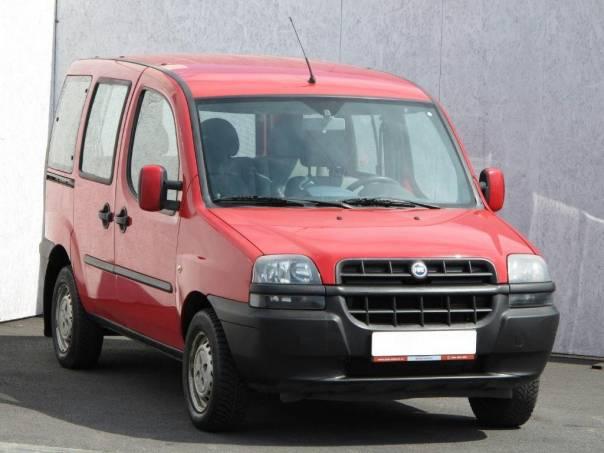 Fiat Dobló 1.6 16V, foto 1 Auto – moto , Automobily | spěcháto.cz - bazar, inzerce zdarma