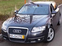 Audi A6 Avant BIXENON WBEASTO LED NAVI KŮŽE ALU MAXIDOT CHROM