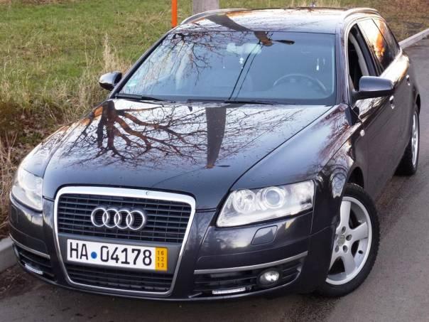 Audi A6 Avant BIXENON WBEASTO LED NAVI KŮŽE ALU MAXIDOT CHROM, foto 1 Auto – moto , Automobily | spěcháto.cz - bazar, inzerce zdarma