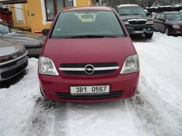 Opel Meriva Opel Meriva 1,7 DTI 16V, foto 1 Auto – moto , Automobily | spěcháto.cz - bazar, inzerce zdarma
