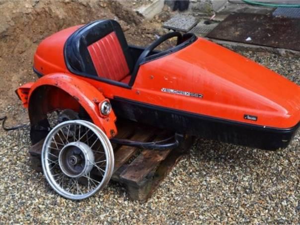Jawa 350 Velorex 562, sidecara, Jawa 634, foto 1 Auto – moto , Motocykly a čtyřkolky | spěcháto.cz - bazar, inzerce zdarma