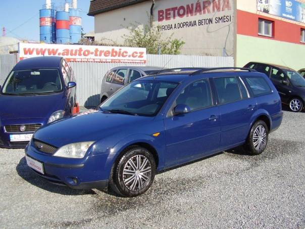 Ford Mondeo 2.0 TDCI Ghia, foto 1 Auto – moto , Automobily | spěcháto.cz - bazar, inzerce zdarma