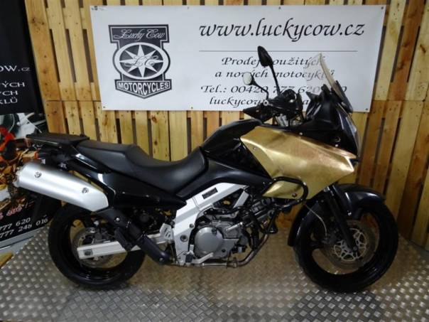 Suzuki DL DL 650 V-Strom, foto 1 Auto – moto , Motocykly a čtyřkolky | spěcháto.cz - bazar, inzerce zdarma
