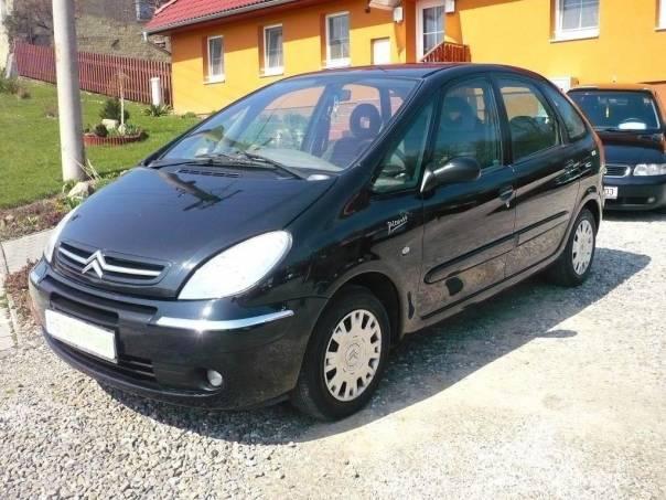 Citroën Xsara Picasso 1.6i 70kW, foto 1 Auto – moto , Automobily | spěcháto.cz - bazar, inzerce zdarma