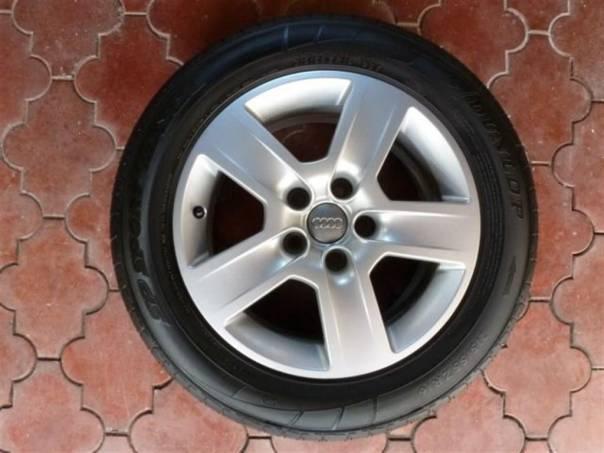 Audi A6 sada orig. ALU KOL 16, foto 1 Náhradní díly a příslušenství, Osobní vozy | spěcháto.cz - bazar, inzerce zdarma
