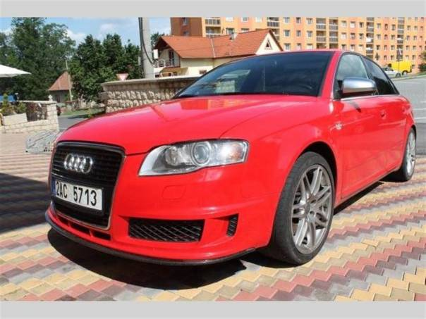 Audi A4 2,0 TDI Quatro S line navi, foto 1 Auto – moto , Automobily | spěcháto.cz - bazar, inzerce zdarma