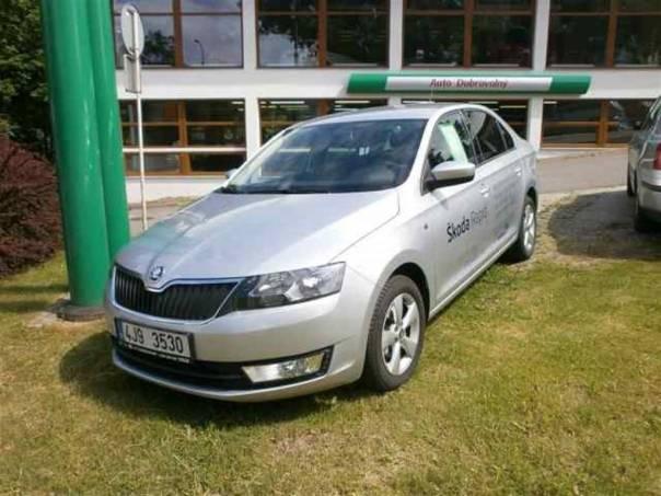 Škoda Rapid Ambition Fresh 1,2TSI/63 kW, foto 1 Auto – moto , Automobily | spěcháto.cz - bazar, inzerce zdarma