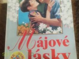 Májové lásky - 3x román , Hobby, volný čas, Knihy    spěcháto.cz - bazar, inzerce zdarma