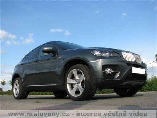 BMW X6 3.5 d xDrive komfortní sedáky 210kW, foto 1 Auto – moto , Automobily | spěcháto.cz - bazar, inzerce zdarma