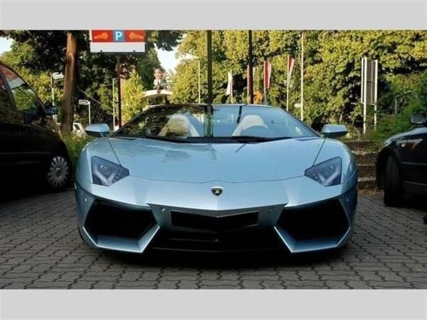 Lamborghini Aventador LP 700-4, foto 1 Auto – moto , Automobily | spěcháto.cz - bazar, inzerce zdarma