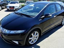 Honda Civic 2.2 i-CTDi SPORT*TEMPOMAT VYHŘ.SEDADLA*PLNÁ SERVISNÍ  HISTORIE