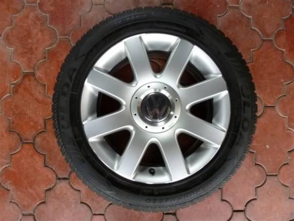 Volkswagen Golf V Sada Orig. ALU KOL VW 16, foto 1 Náhradní díly a příslušenství, Osobní vozy   spěcháto.cz - bazar, inzerce zdarma