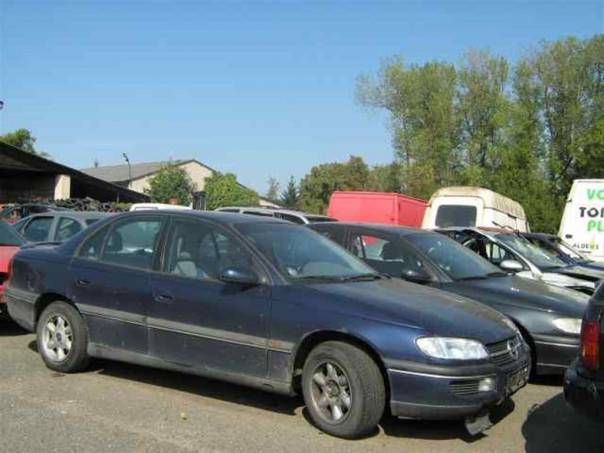Opel Omega B na ND, foto 1 Náhradní díly a příslušenství, Osobní vozy | spěcháto.cz - bazar, inzerce zdarma