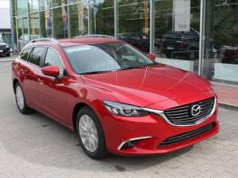 Mazda 6 2.2D 150k WGN AWD ATTRACTION