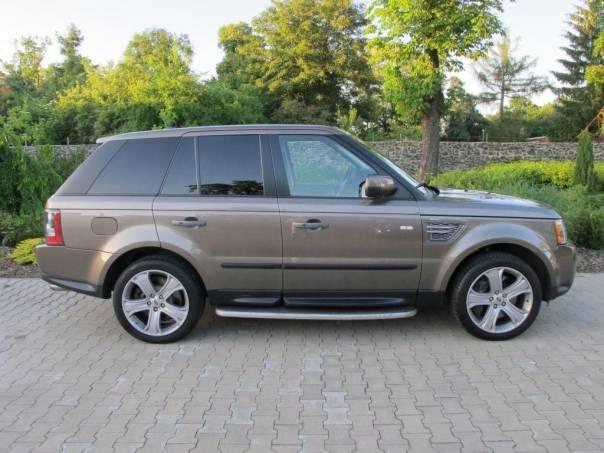 Land Rover Range Rover Sport 5.0 V8 Supercharged, foto 1 Auto – moto , Automobily | spěcháto.cz - bazar, inzerce zdarma
