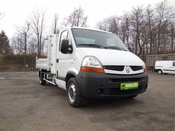 Renault Master 2,5 88KW SKLÁPĚČ, foto 1 Užitkové a nákladní vozy, Do 7,5 t | spěcháto.cz - bazar, inzerce zdarma