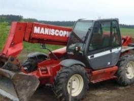Manitou   , Pracovní a zemědělské stroje, Pracovní stroje  | spěcháto.cz - bazar, inzerce zdarma