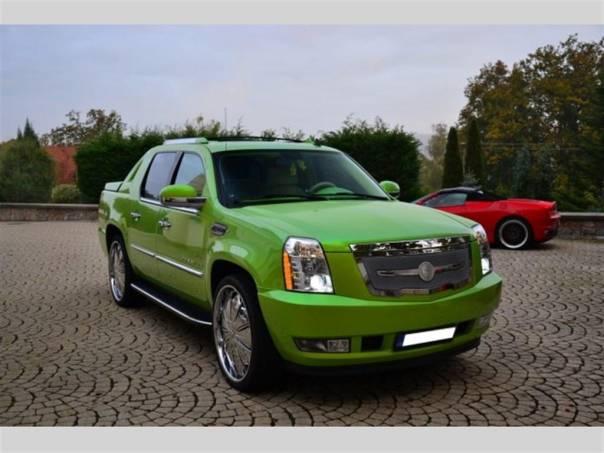 Cadillac Escalade 6,2 EXT, foto 1 Auto – moto , Automobily | spěcháto.cz - bazar, inzerce zdarma
