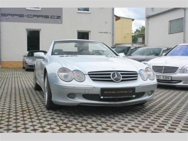 Mercedes-Benz Třída SL 500, ČR, SERVISKA, ZÁRUKA, foto 1 Auto – moto , Automobily | spěcháto.cz - bazar, inzerce zdarma