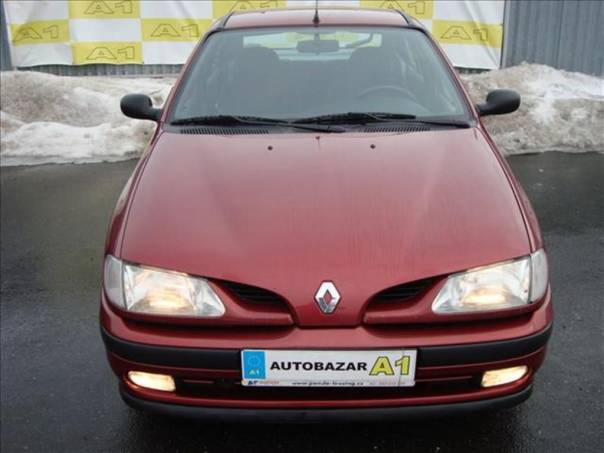 Renault Mégane 1,6 VELMI ZACHOVALÝ!!!, foto 1 Auto – moto , Automobily | spěcháto.cz - bazar, inzerce zdarma