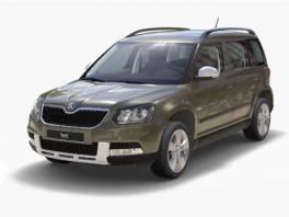 Škoda Yeti 2.0 TDI 81kW 4x2  Elegance