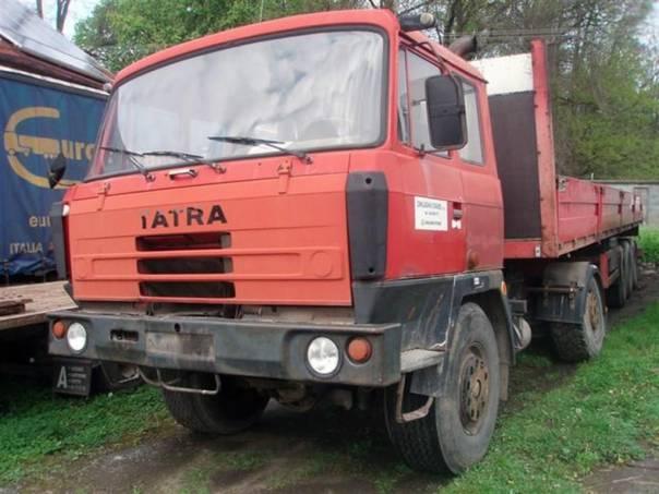 815 NT19 4x4, foto 1 Užitkové a nákladní vozy, Nad 7,5 t | spěcháto.cz - bazar, inzerce zdarma