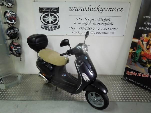 Vespa LX LX 50-2T-11tkm, foto 1 Auto – moto , Motocykly a čtyřkolky | spěcháto.cz - bazar, inzerce zdarma