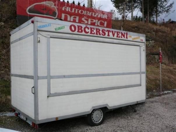 FB POJÍZDNÁ PRODEJNA-V PLNÉ VÝ, foto 1 Užitkové a nákladní vozy, Přívěsy a návěsy | spěcháto.cz - bazar, inzerce zdarma