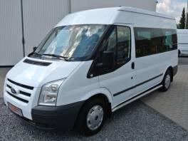 Ford Transit 2.2 TDCI, 9.MÍST, KLIMA, ESP , Užitkové a nákladní vozy, Autobusy  | spěcháto.cz - bazar, inzerce zdarma
