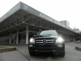 Mercedes-Benz Třída GL 420CDI 4MATIC,CZ PŮVOD,SERV.KN