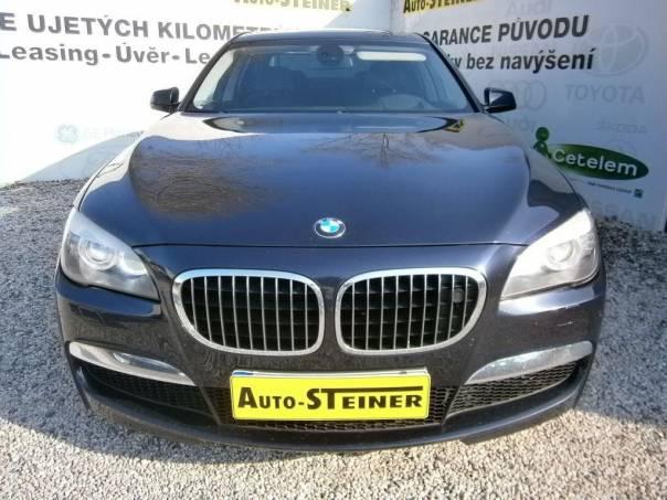 BMW Řada 7 740Li, foto 1 Auto – moto , Automobily | spěcháto.cz - bazar, inzerce zdarma