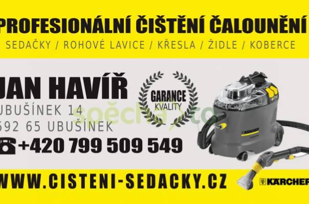 Čištění čalounění, foto 1 Obchod a služby, Úklid a údržba | spěcháto.cz - bazar, inzerce zdarma