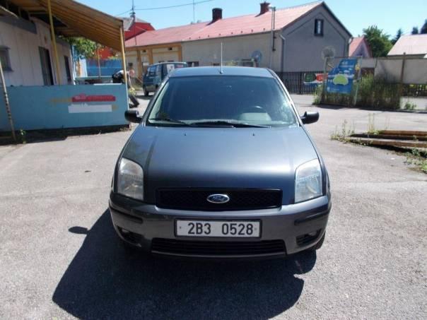 Ford Fusion 1,6 i 16 V, foto 1 Auto – moto , Automobily | spěcháto.cz - bazar, inzerce zdarma