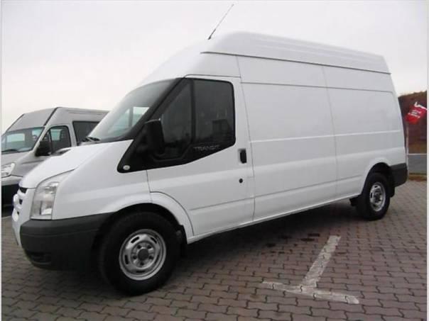 Ford Transit 2.4 100L350 6rychlostí,klima,č, foto 1 Užitkové a nákladní vozy, Do 7,5 t | spěcháto.cz - bazar, inzerce zdarma
